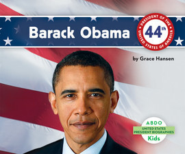 Cover: Barack Obama