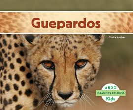 Cover: Guepardos