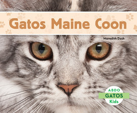 Cover: Gatos Maine Coon