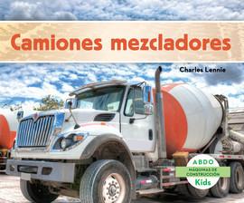 Cover: Camiones mezcladores