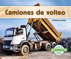 Cover: Camiones de volteo