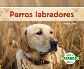 Cover: Perros labradores