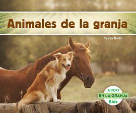 Cover: Animales de la granja