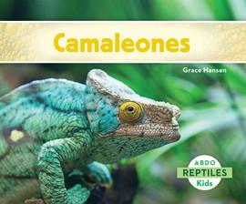 Cover: Camaleones
