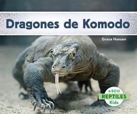 Cover: Dragones de Komodo