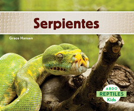 Cover: Serpientes