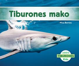 Cover: Tiburones mako