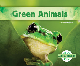 Cover: Green Animals
