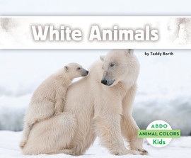 Cover: White Animals