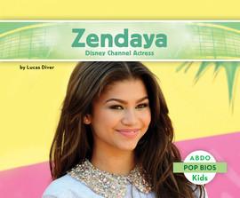Cover: Zendaya: Disney Channel Actress