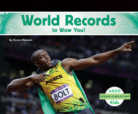 Cover: World Records to Wow You!