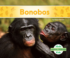Cover: Bonobos