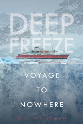 Cover: Voyage to Nowhere #1