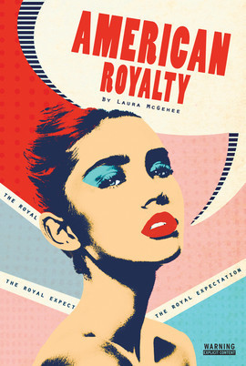Cover: The Royal Expectation #4