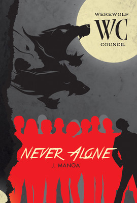 Cover: Never Alone #1