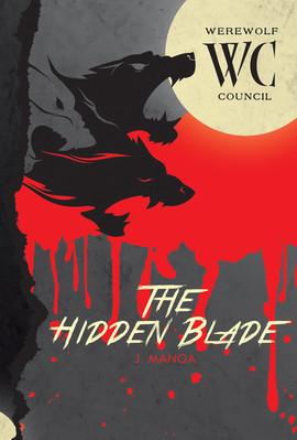 Cover: The Hidden Blade #2