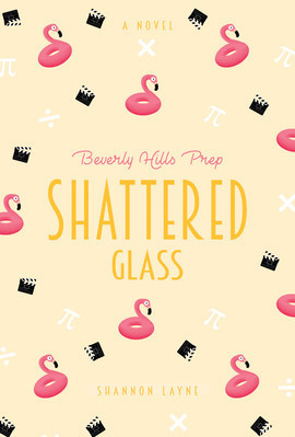 Cover: Shattered Glass #4