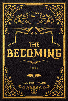 Cover: The Becoming #1