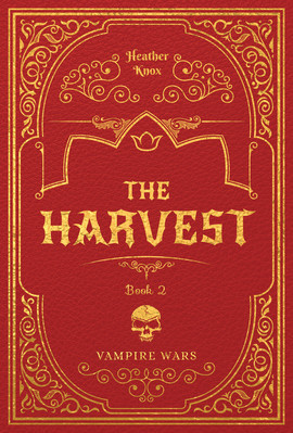 Cover: The Harvest #2