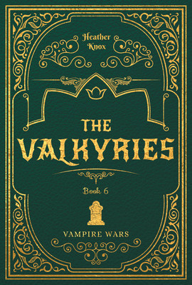 Cover: The Valkyries #6