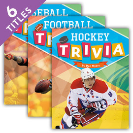 Cover: Sports Trivia