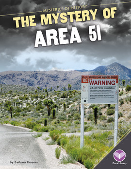 Cover: Mystery of Area 51