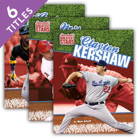 Cover: Baseball's Greatest Stars