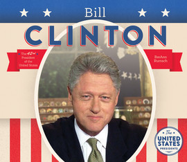 Cover: Bill Clinton