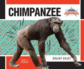 Cover: Chimpanzee: Brainy Beast