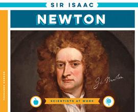 Cover: Sir Isaac Newton