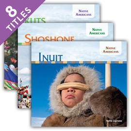 Cover: Native Americans Set 3