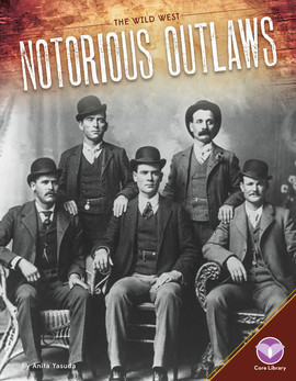 Cover: Notorious Outlaws