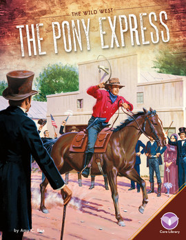 Cover: Pony Express