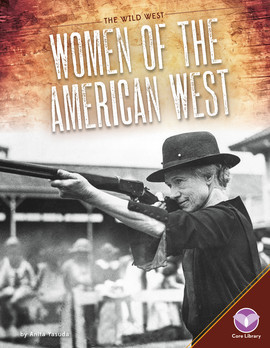Cover: Women of the American West