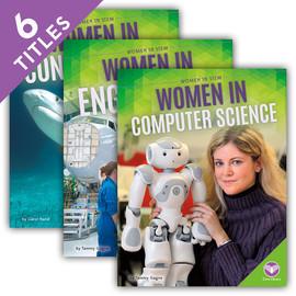 Cover: Women in STEM