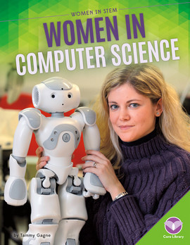 Cover: Women in Computer Science