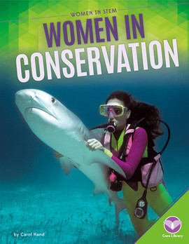 Cover: Women in Conservation