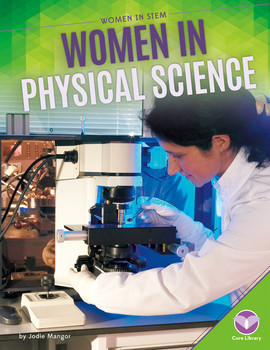 Cover: Women in Physical Science