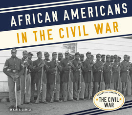Cover: African Americans in the Civil War
