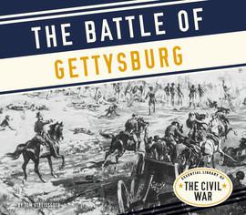 Cover: Battle of Gettysburg