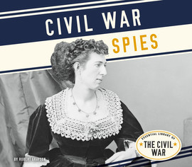 Cover: Civil War Spies