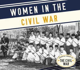 Cover: Women in the Civil War