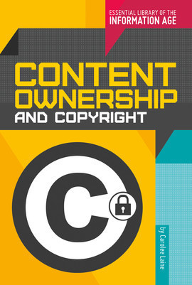 Cover: Content Ownership and Copyright