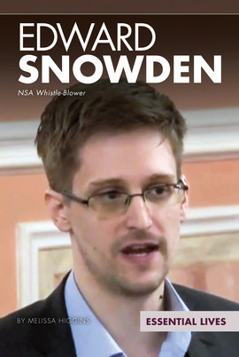 Cover: Edward Snowden: NSA Whistle-Blower