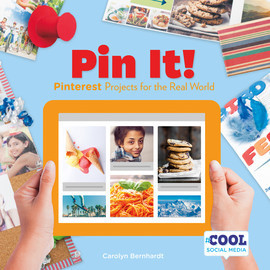 Cover: Pin It!: Pinterest Projects for the Real World