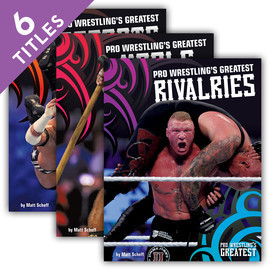 Cover: Pro Wrestling's Greatest