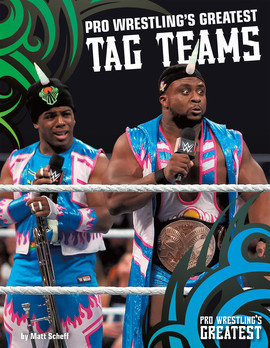 Cover: Pro Wrestling's Greatest Tag Teams