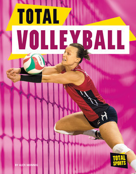 Cover: Total Volleyball