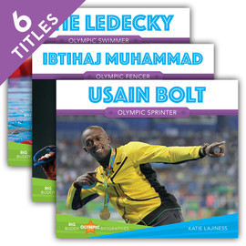 Cover: Big Buddy Olympic Bios