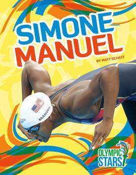 Cover: Simone Manuel
